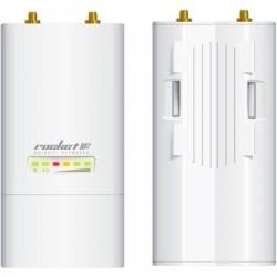 Ubiquiti ROCKETM2 2.4GHz Hi Power 2x2 MIMO AirMax TDMA BaseStation