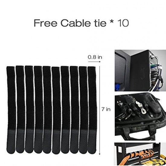 Lancher 19 Inch 1U Cable management Horizontal Cable Rack Mount manager with mounting screws for service rack cabinet 24 slot Finger Duct with Cover