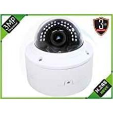 HQ-Cam 3MP (2048x1536) Vanda StarLight Camera IP-5VP3M32VF-2.8mm ~ 12mm Vari-Focal Lens, Day Night Vision Infrared Filter CCTV Security Camera