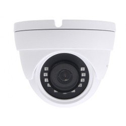 HQ-Cam 3MP (2048×1536)PoE Camera IP-5IRD3002-G/W-2.8mm Fixed Lens, IR Dome Small Security Surveillance Camera IP66 Weatherproof Version (H.265 / H.264 / MJPEG)