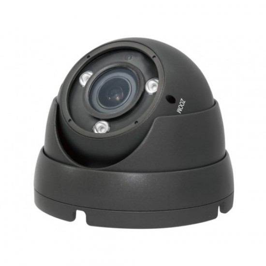 2.2MP 4-In-1 HD IR Dome Vari-Focal Camera | HDA-IRD2M03HVF-G/W