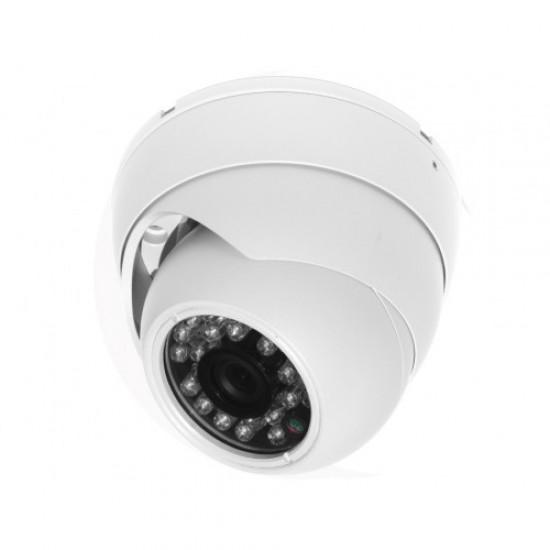 2.1MP 4-in-1 HD WDR IR Dome Camera | HDA-IRD2M24WD-W