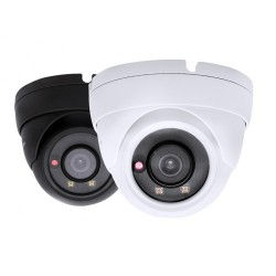 4MP H.265 HD IP IR Dome Fixed Camera | IP4MPD2868