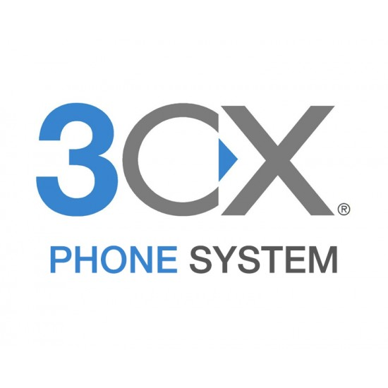 3CX Phone System Installation Local up to 4 Phones - LBL3CX-L4PH
